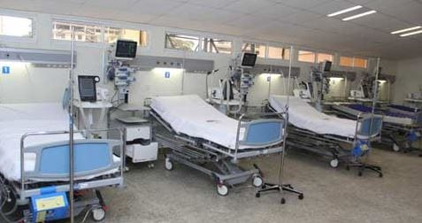 Philips critical care solutions rehabilitates Machakos ICU department