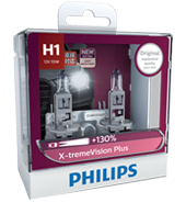 Philips X-tremeVision upgrade headlight bulbs