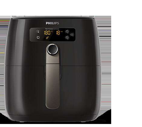 [เปรียบเทียบ] หม้อทอดไร้น้ำมัน Philips ราคา + ซื้อรุ่นไหนดี