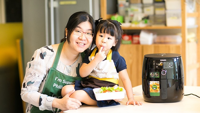 Supermom Airfryer workshop